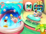 Dr. Pandas Swimming Pool - Jump to the Pool with Our Animal Friends