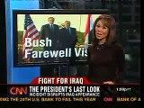 Bush Shoe Incident in Iraq {CNN}