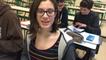 Emeline, Élèves en classe prépa, au lycée Joubert Maillard