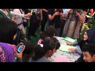 Ramlah Ram & Dafi ( Scene 1) @ Plaza Wassalam Shah Alam, Karnival Aidilfitri 2012