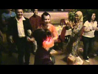 Joget Lambak by Ramlah Ram Group (RRG)@ Majlis Birthday Ramlah Ram 2008, Restoran Rebung, Bangsar