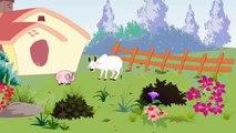 Ten Little Indians Nursery Rhyme | Popular Nursery Rhymes | Rhymes For Kids
