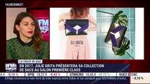Le Talent du jour: Julia Grita, créatrice de la marque de maroquinerie Eli Grita - 19/12