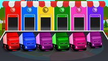 Colors For Children To Learn with Colors Truck Toys Colours For Kids To Learn Learning Videos