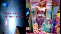 Sci-fi Barbie Mermaid The Star Catcher VS Scorpion King - Sci fi Barbie das Star Catcher unboxing