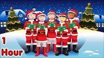 1 Hour of Christmas Songs for Baby - Traditional Christmas Hits for kids #Christmas 2017