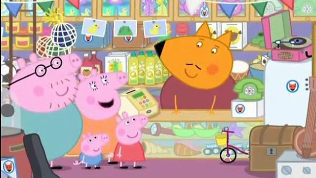 Peppa Pig Shopping Episodes New Compilation Peppa Pig English cartoon for kids