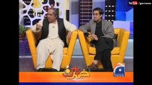 Shafaat Ali Crazy Mimicry of Bilawal Bhutto in Khabarnaak