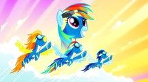 My Little Pony FIM: Dash La Novata || 06x07