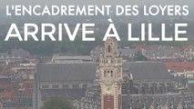 L'encadrement des loyers officiellement étendu à Lille le 1er février prochain