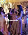 Sajal Ali and Mawra Hocane Dancing It Out @ Farhan and Urwa Wedding Reception