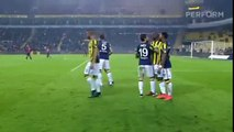 Moussa Sow Goal HD - Fenerbahce 1 - 0 Genclerbirligi 19.12.2016