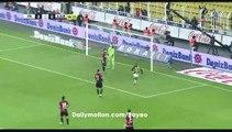 Moussa Sow Goal - Fenerbahce 1-0 Genclerbirligi - 19.12.2016 [HD]