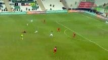 Pablo Batalla  Goal - Bursaspor 2-0 Antalyaspor 19.12.2016