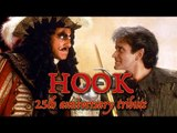 Hook - 25th Anniversary Tribute, Steven Spielberg, Robin Williams, Dustin Hoffman