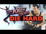 The Kill Counter - DIE HARD (1988) Bruce Willis, Alan Rickman