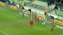 All Goals - Bursaspor 2-1 Antalyaspor 19.12.2016