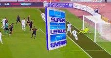 Christopher Maboulou Goal - AEK Athens FC1-1Giannina 19.12.2016