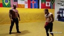 Conor McGregor vs The Mountain (Game of Thrones)