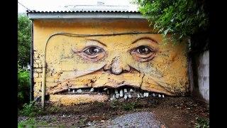 Most Creative Street Arts