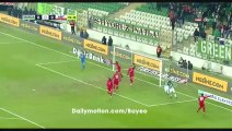All Goals & Highlights HD - Bursaspor 2-1 Antalyaspor - 19.12.2016