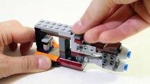 Lego Star Wars 75099 Reys Speeder - Lego Speed Build