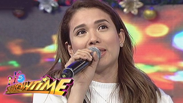 It's Showtime: Karylle gets emotional