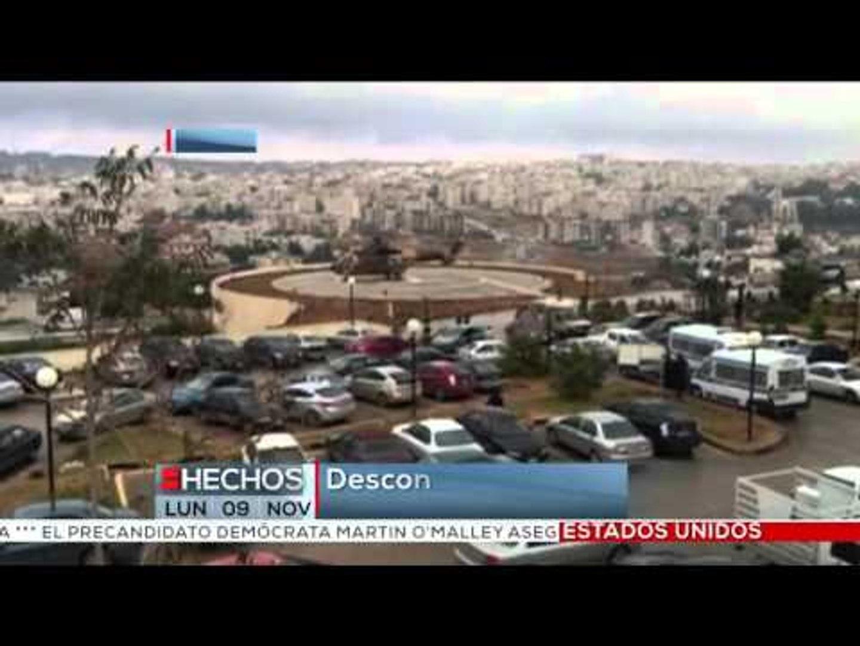 Policía de Jordania asesina a dos instructores militares