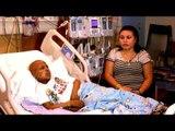 Leucemia y tumores cancerosos son el mal que aqueja a Javier