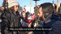 An Interview with the famous Syrian Little girl from Aleppo   Bana Alabed(360p)