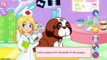 Animal Doctor Care - Puppies need your help   Care Of Pets My Newborn Baby Pet   Game app for Kids