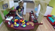 MEGA HUGE SURPRISE BOXES TOY SURPRISES Step2 Grand Walk In Kitchen and Grill Cute Kid Magic Funny To