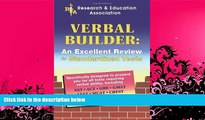Price REA s Verbal Builder for Admission   Standardized Tests The Editors of REA For Kindle