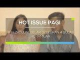 Nina Zatulini Gelar Syukuran 4 Bulan Kehamilan - Hot Issue