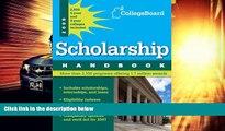 Pre Order Scholarship Handbook 2009 (College Board Scholarship Handbook) The College Board mp3