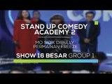Mo Sidik Dibully Permainan Freeze (SUCA 2 - Improv Comedy)