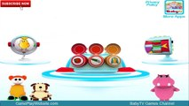 BabyTV Learning Games 4 Kids - iOS Applications for Babies and Toddlers - The Mixed up Pictures Game
