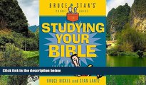 Online Bruce Bickel Bruce   Stan s Pocket Guide to Studying Your Bible (Bruce   Stan s Pocket