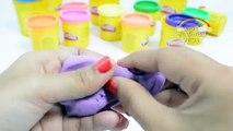 Gorilla Vs Elephant Fight Play Doh Surprise Kids Toys | Fun Colors Animal Play Doh Creation