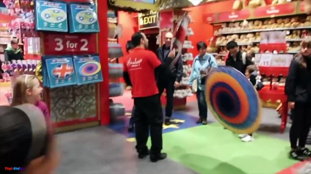 Toy Hunt At Hamleys The Biggest Toy Store In The World - Shopkins MLP Toy Surprise