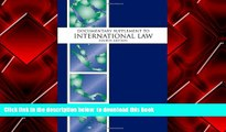 PDF [FREE] DOWNLOAD  Documentary Supplement to International Law, Fourth Edition BOOK ONLINE