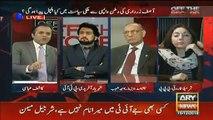 Kashif Abbasi Badly Bashing and insulting on Sharmila Farooqi