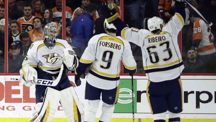 Preds Hand Flyers Second Straight Loss