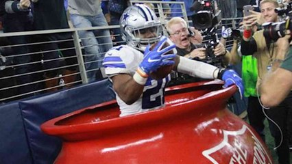 Stars Criticize NFL for No Elliott Fine
