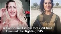 This Danish-Kurdish combatant is facing time in jail for fighting ISIS