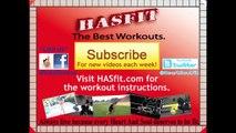 5 Min Beginner Ab Workout - HASfit Easy Abdominal Exercises - Easy Ab Workouts - Easy Abs Exercise
