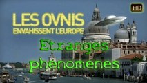 Etranges phénomènes - Les Ovnis envahissent l'Europe N°7