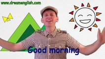 Good Morning Song For Children | Learn English Kids - video