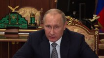 """Poutine : """"L'assassinat à Ankara vise les liens russo-turcs"""""""