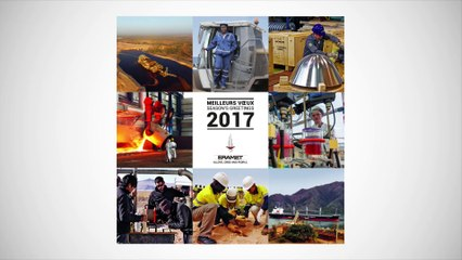 Voeux 2017 d'ERAMET / ERAMET's 2017 greetings